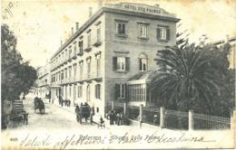 14335 - Palermo - Albergo Delle Palme - Palermo