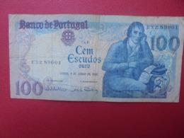 PORTUGAL 100 ESCUDOS 1985 CIRCULER (B.8) - Portugal
