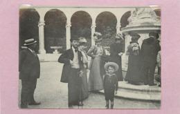 VERSAILLES (yvelines) - La Colonnade (photo En 1906 Format  11cm X 8cm) - Personnes Anonymes