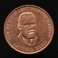 Jamaica 25 Cents. Km167. UNC Coin, Random Age. - Jamaica