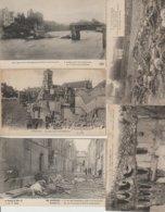 N 168  Lot 100 CPA Différentes De La Guerre 14-18 - 100 - 499 Cartoline