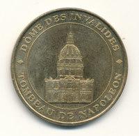 Dôme Des Invalides - Tombeau De Napoléon - Monnaie De Paris