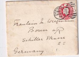 GRANDE-BRETAGNE 1903    ENTIER POSTAL/GANZSACHE/POSTAL STATIONERY LETTRE DE CAMBERLEY - Entiers Postaux