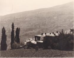 ALPUJARRA CAPILEIRA 1935 Photo Amateur Format Environ 7,5 Cm X 3,5 Cm - Lugares