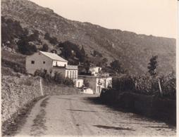 ALPUJARRA BUBION Hôtel Del TERE 1935 Photo Amateur Format Environ 7,5 Cm X 3,5 Cm - Lugares