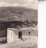 ALPUJARRA 1954 CADIAR Photo Amateur Format Environ 7,5 Cm X 3,5 Cm - Lugares