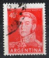 Argentina 1955 - Josè De San Martin Generale E Politico General And Politician - Argentina