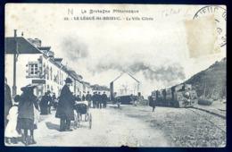 Cpa Du 22 Le Légué St Brieuc - La Ville Gilette    LZ123 - Saint-Brieuc