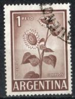 Argentina 1959 - Girasole Sunflower - Argentina