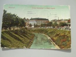 ROUMANIE BUCURESTI BUCAREST CHEIUL DAMBOVITEI HOTEL REGINA - Roumanie