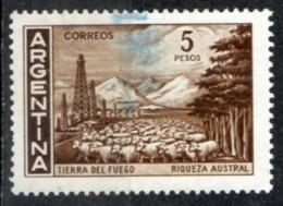 Argentina 1959 - Terra Del Fuoco Argentina's Land Of Fire - Argentina