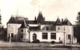 CPSM - AUGERVILLE LA RIVIERE (MALESHERBES) - LE CHATEAU Vu Du PARC - Maison De Repos ... - France