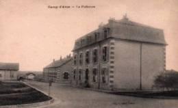 CPA - CAMP D'AVORD - LA PREFECTURE ... - Avord