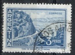 Argentina 1960 - Catamarca Cuesta De Zapata - Argentina
