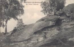60 NANTEUIL LE HAUDOIN LA PIERRE GLISSOIRE PAS CIRCULEE - Nanteuil-le-Haudouin