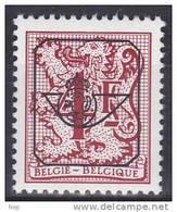 BELGIË - OBP - 1980/85 (62) - PRE 809 P6 - MNH** - Préoblitérés