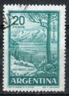 Argentina 1960 - Lago Nahuel Huapi Lake - Argentine