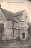 RARE  60 BARON PRESBYTERE CIRCULEE 1934 - Otros Municipios