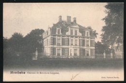 MOERBEKE   CHATEAU DE KERCKHOVE LIPPENS - Moerbeke-Waas