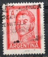 Argentina 1962 - Josè De San Martin Generale E Politico General And Politician - Argentine