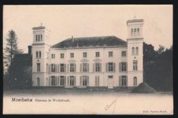MOERBEKE   CHATEAU DE WULFSDONCK - Moerbeke-Waas