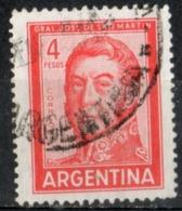 Argentina 1962 - Josè De San Martin Generale E Politico General And Politician - Argentinien