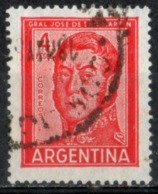 Argentina 1962 - Josè De San Martin Generale E Politico General And Politician - Argentina