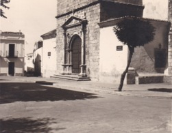 OLIVENZA 1963 Photo Amateur Format Environ 7,5 Cm X 3,5 Cm - Lugares