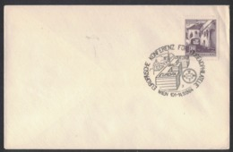 QS200   Austria, Österreich 1964 Special Postmark European Conference For Youth Philately - Idee Europee