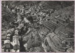 CPSM - VALLERAUGUE - Mt AIGOUAL - Vue Panoramique - En Avion Au Dessus De ... - Edition Lapie - Valleraugue