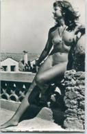 DIVERS - CURIOSA - Erotisme - Nu : Photo Jeune Fille Nue - Ed. LYNA - Beauté Féminine D'autrefois (1941-1960)