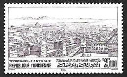 TUNISIE   1982   - Y&T  1061 -  Carthage - NEUF** - Cote 9.30e - Tunisie (1956-...)