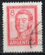 Argentina 1965 - Josè De San Martin Generale E Politico General And Politician - Argentine