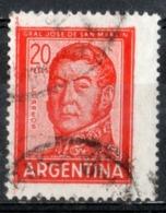 Argentina 1967 - Josè De San Martin Generale E Politico General And Politician - Argentina