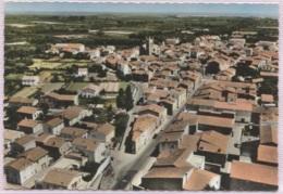 CPSM -VILLELONGUE De LA SALANQUE - Vue Gale - En Avion Au Dessus De ... - Edition SOFER - Andere Gemeenten