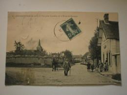 28 Goussainville, Vue Prise Carrefour De La Route De Boutigny (A6p3) - France