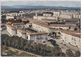 CPSM - PERPIGNAN - Vue Aérienne (cité Immeubles) - Edition Combier - Perpignan