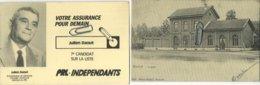 Bousval :  La Gare     (  Verso  élections )   Genappe - Genappe