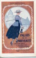 DIVERS - PUBLICITE : Grands Magasins DUFAYEL - Palais De La Nouveauté - Paris ? - Publicité