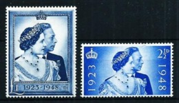 Gran Bretaña Nº 237/8 Nuevo* Cat.40,50€ - 1902-1951 (Reyes)
