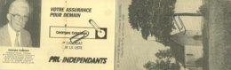 Bousval :  Chateau -- Chapelle Du Try  (  Verso  élections )   Genappe - Genappe
