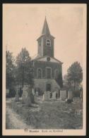BLANDEN  KERK EN KERKHOF - Oud-Heverlee