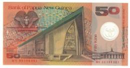 Papua New Guinea 50 Kina 1999 Pick 18/A UNC .PL. - Papua Nueva Guinea