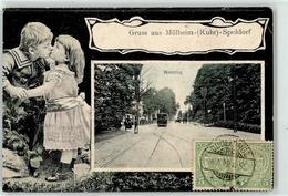 52888886 - Speldorf - Muelheim A. D. Ruhr