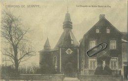 La Chapelle     (  Verso  élections )   Genappe   (  2 Scans ) - Genappe
