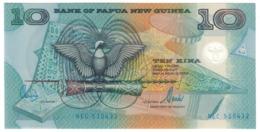 Papua New Guinea 10 Kina 2000 UNC .PL. - Papua Nuova Guinea