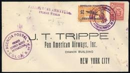 1929, Panama, 145 U.a., Brief - Panamá