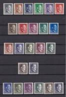 Generalgouverment - 1941/43 -  Sammlung - Postfrisch - 26 Euro - Occupation 1938-45