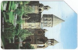 ARMENIA A-011 Magnetic - Culture, Monastery - Used - Armenië
