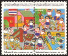 Thailand Stamp 1987 Children Day - Thailand